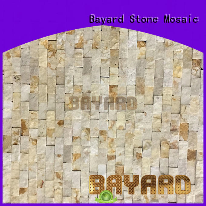 widely used stone wall mosaic order now for wall decoration Bayard