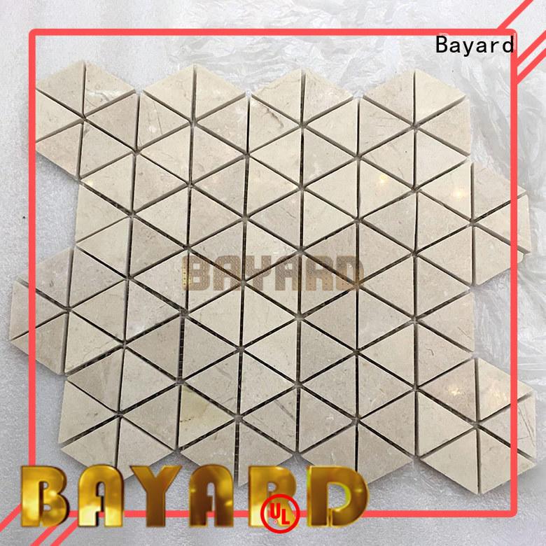 Bayard elegant mosaic floor tiles for wholesale for decoration