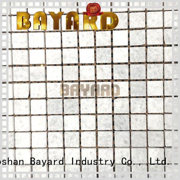 Bayard high reputation glass mosaic wall tiles grab now for foundation