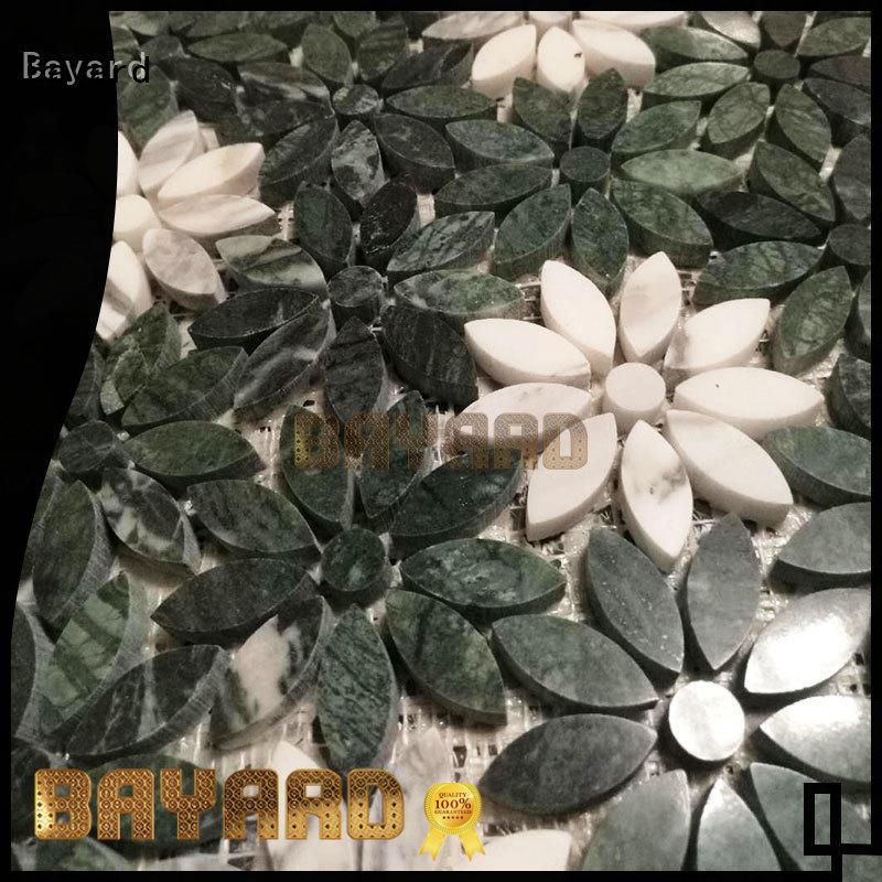 Bayard spanish mosaic stones in china for hotel lobby