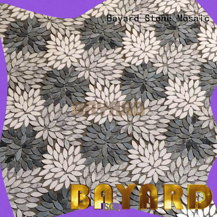 Bayard fashion design outdoor mosaic tiles order now for foundation