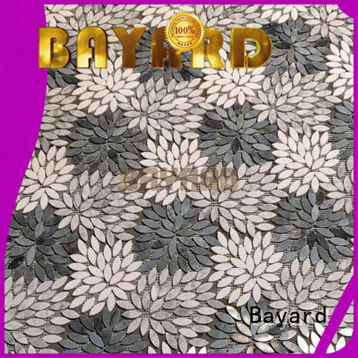 Bayard upscale colorful mosaic tile vendor for wall decoration