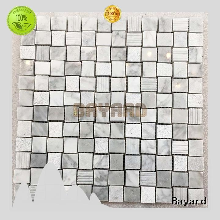 hot-sale mosaic wall tiles marble in china for decoration