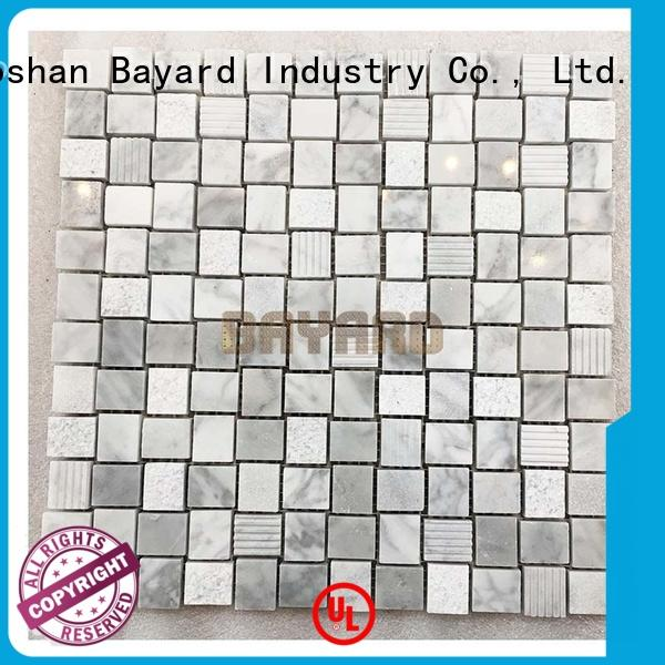 grey mosaic kitchen wall tiles wall for swimming pool Bayard