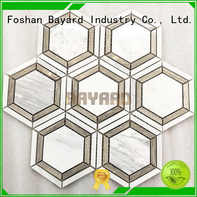 natural slate mosaic tiles stone for foundation Bayard