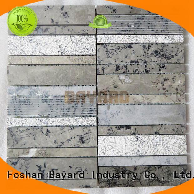 mosaics mosaic tile sheets for TV wall Bayard