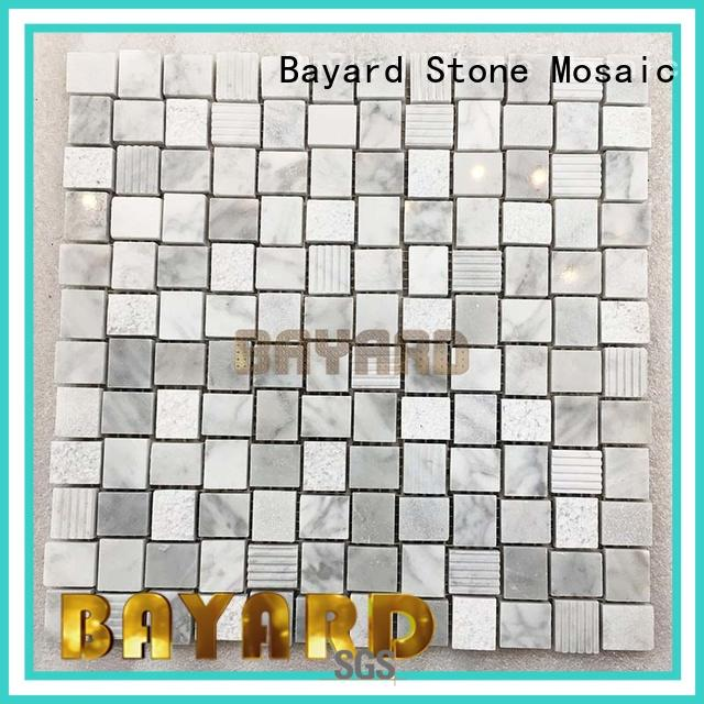 high-end mosaic backsplash mix factory for swimming pool
