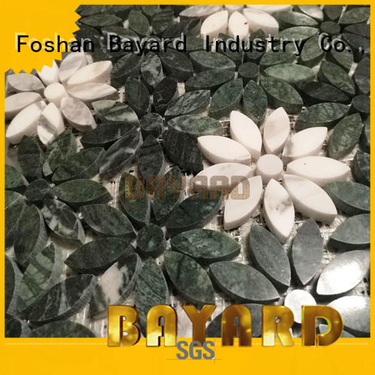 Bayard many gray mosaic tile newly for wall decoration