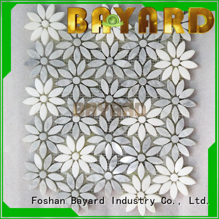 sheets mosaic kitchen wall tiles floor for hotel lobby Bayard