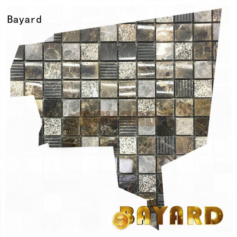 Bayard natural mosaic tile kitchen backsplash newly for hotel