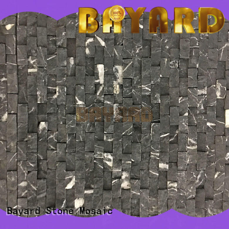 fashion design grey mosaic wall tiles mosaic