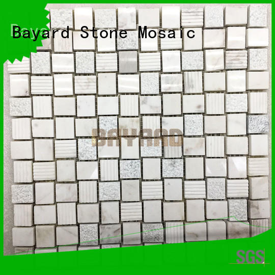 Bayard low cost green mosaic bathroom tiles overseas market for wall decoration