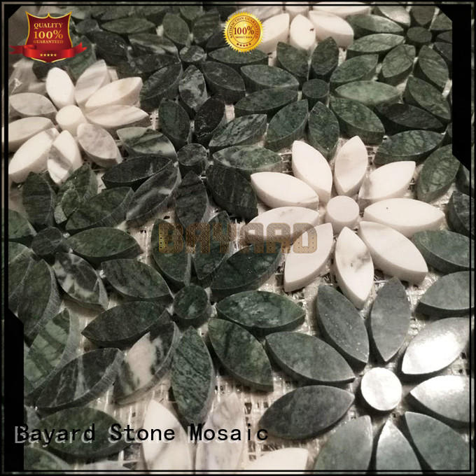 Bayard mysterious outdoor mosaic tiles factory for bathroom