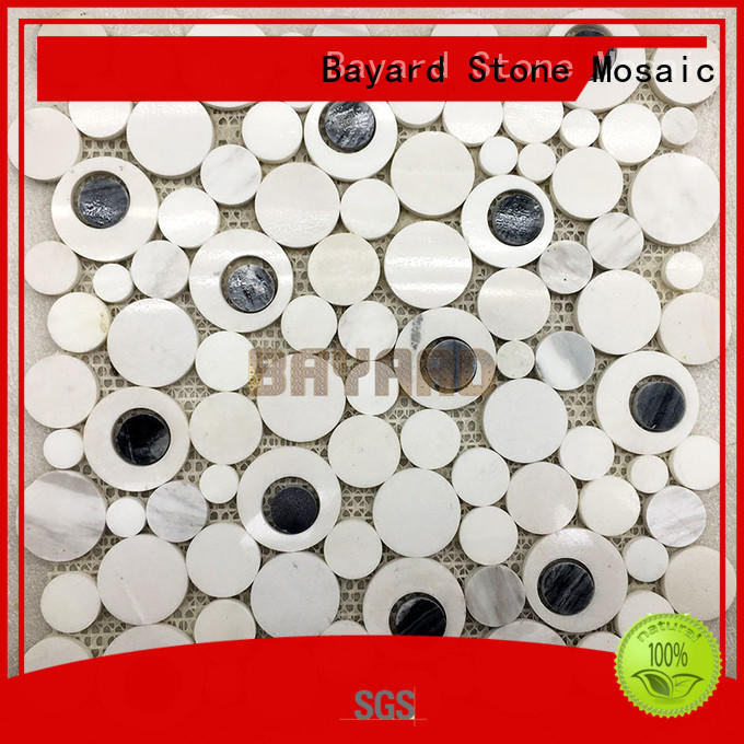 mysterious glass and stone mosaic tile light grab now for hotel lobby