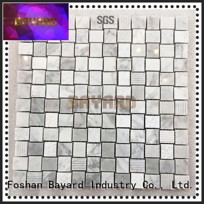 brick mosaic kitchen tiles