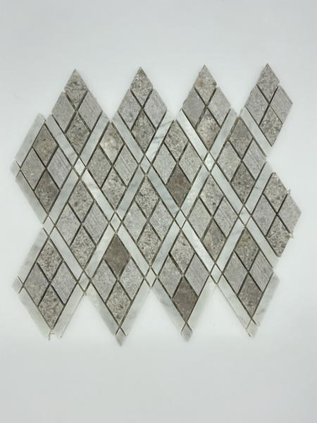 Stone mosaic tile for floor