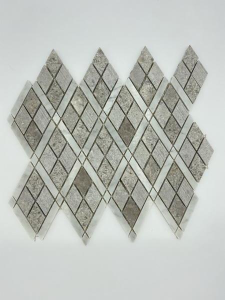 Stone mosaic tile for floor