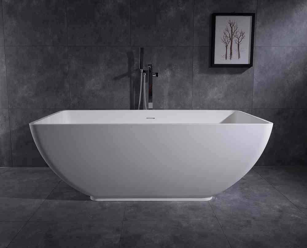 China Solid surface bathtub Customized-Bayard